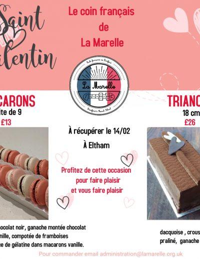 Macarons & Trianon